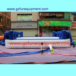 hockey goal inflatable hockey field for hockey sumo  games