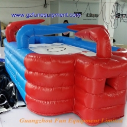 Inflatable hose hockey game / inflatable sport filed