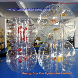 Bubble ball inflatable for sport games / bubble ball for sell